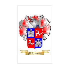 McCrimmon Scotland Sticker (Rectangle)