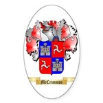 McCrimmon Scotland Sticker (Oval 10 pk)
