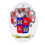 McCrimmon Scotland Oval Ornament