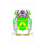 McCribben Sticker (Rectangle 10 pk)