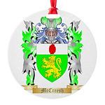 McCreesh Round Ornament