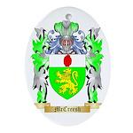 McCreesh Oval Ornament