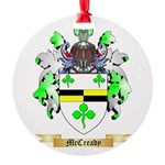 McCready Round Ornament