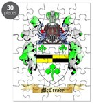 McCready Puzzle