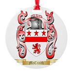 McCraith Round Ornament