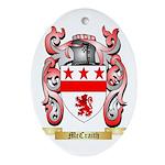 McCraith Oval Ornament