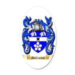 McCrainor Oval Car Magnet
