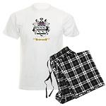 McCoy Men's Light Pajamas