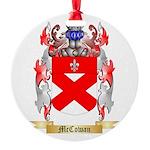 McCowan Round Ornament