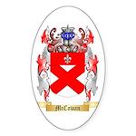 McCowan Sticker (Oval 10 pk)