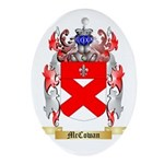 McCowan Oval Ornament