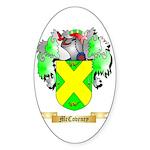 McCoveney Sticker (Oval 10 pk)