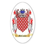 McCoulie Sticker (Oval 50 pk)