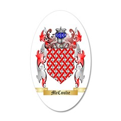 McCoulie Wall Decal