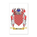 McCoulie 35x21 Wall Decal