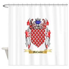 McCoulie Shower Curtain