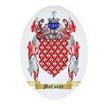 McCoulie Oval Ornament