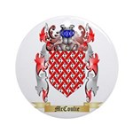 McCoulie Round Ornament