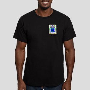McCotter Men's Fitted T-Shirt (dark)