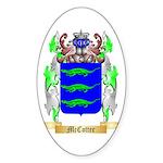 McCotter Sticker (Oval 50 pk)