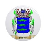 McCotter Round Ornament