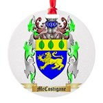 McCostigane Round Ornament
