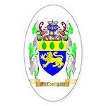 McCostigane Sticker (Oval)