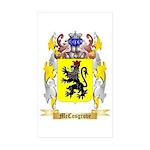 McCosgrove Sticker (Rectangle 50 pk)