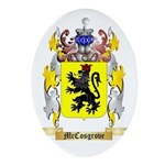 McCosgrove Oval Ornament