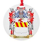 McCorquodale Round Ornament