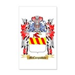 McCorquodale 20x12 Wall Decal