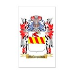 McCorquodale 35x21 Wall Decal