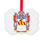 McCorquodale Picture Ornament