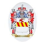 McCorquodale Oval Ornament