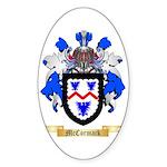 McCormack Sticker (Oval)