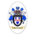 McCormack Sticker (Oval 10 pk)