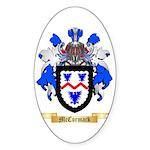 McCormack Sticker (Oval 50 pk)