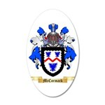 McCormack 20x12 Oval Wall Decal