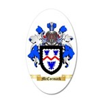 McCormack 35x21 Oval Wall Decal