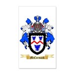 McCormack 35x21 Wall Decal