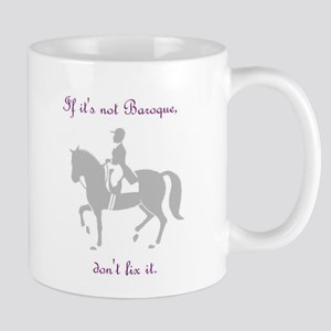 If it's not Baroque - Mugs
