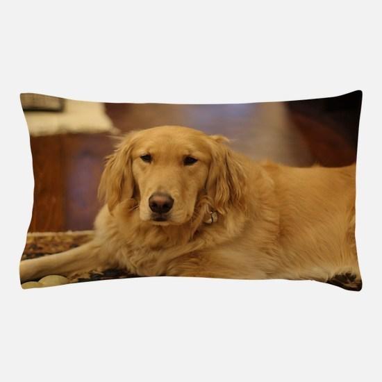 Unique Golden retriever Pillow Case