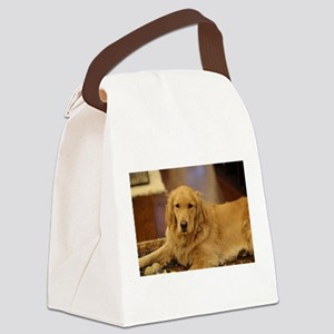 Nala the golden inside Canvas Lunch Bag