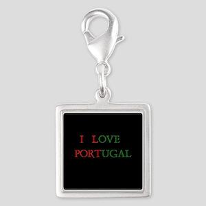 I LOVE PORTUGAL Charms
