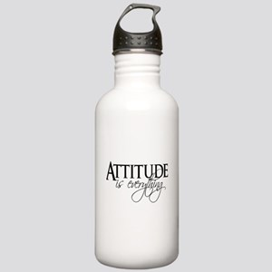 Attitude is everything Stainless Water Bottle 1.0L