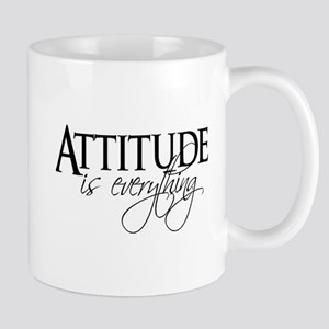 Attitude is everything Mugs