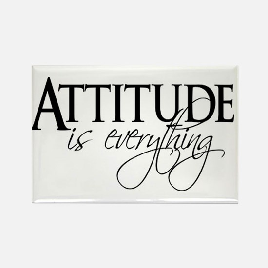 Attitude is everything Magnets