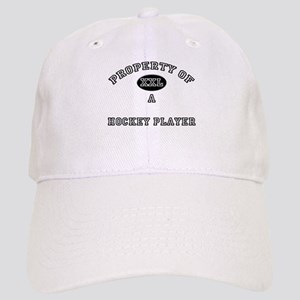 Property of a Hockey Player Cap