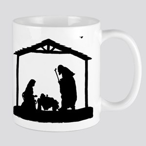 Nativity Mugs