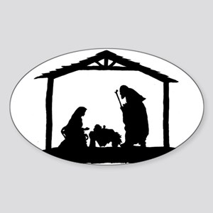 Nativity Sticker